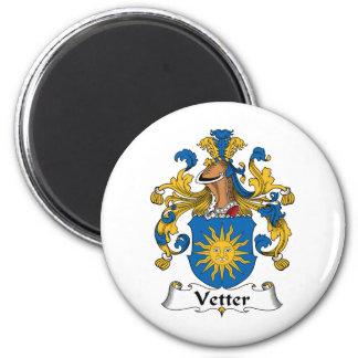 Vetter Family Crest Magnet