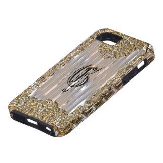 Vex Dazzle Victorian Elegant Glitz Girl Case For The iPhone 5