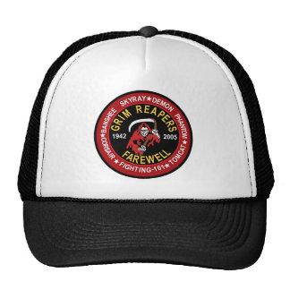 VF-101 Grim Reapers Mesh Hat