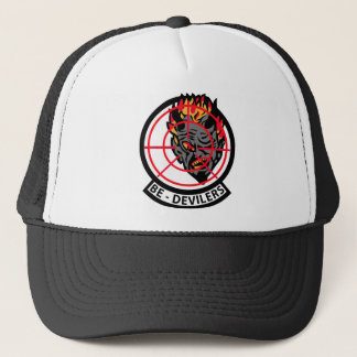 VF - 74 U.S. Navy Fighter Squadron Trucker Hat