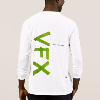 VFX Artists Make Images shirt - Green/Light