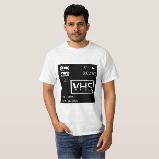 Vhs Vintage T Shirt