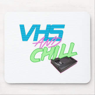 VHSnCHill Mouse Pad