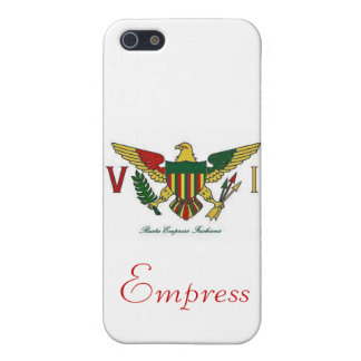 VI Empress iPhone 5 Case
