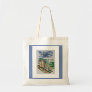 Via Santa Margherita, Cortona Tote Bag