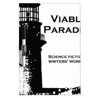 Viable Paradise Lighthouse Dry Erase Board