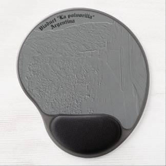 "Viaduct ""polvorilla"" (Relief design) Gel Mouse Pad"