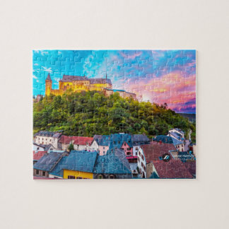 Vianden Castle Jigsaw Puzzle