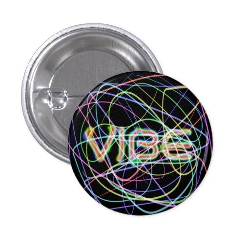 Vibe Light Pinback Button