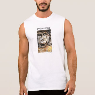 Vibe Tribe Buddha Art Men's Tank