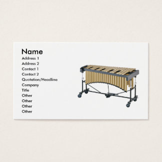 vibeman_vibraphone business card