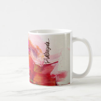 Vibrant Abstract Art Mug