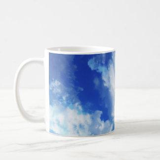 Vibrant Abstract Sky Coffee Mug