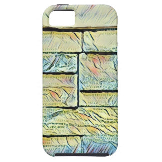 Vibrant Artistic Pastel Colored Bricks iPhone 5 Cover