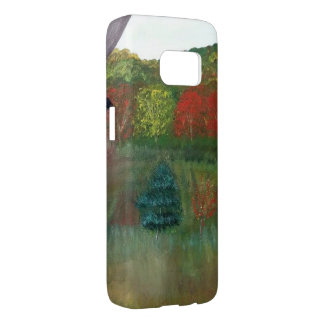 Vibrant Autumn Cell Phone Case