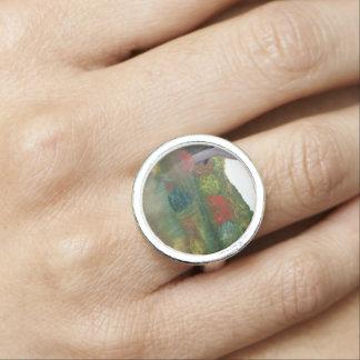 Vibrant Autumn Ring