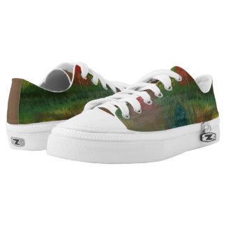 Vibrant Autumn Sneakers