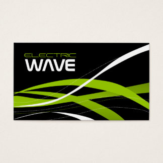 Vibrant Business Cards