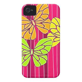 Vibrant butterflies BlackBerry Bold Case