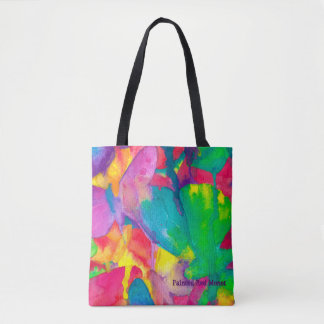 Vibrant Butterfly Tote