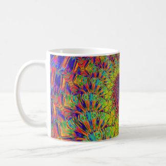 Vibrant  colors decorative mug