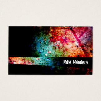 Vibrant Darkness II Business Card