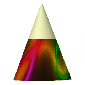 Vibrant Fantasy 4 Party Hat
