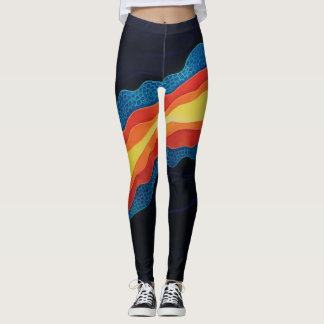 Vibrant Leggings
