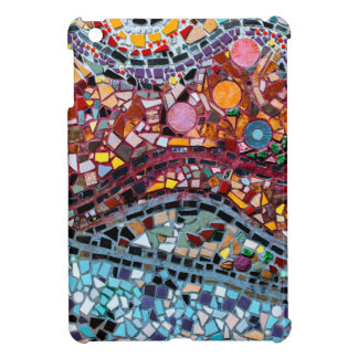 Vibrant Mosaic Wall Art Cover For The iPad Mini
