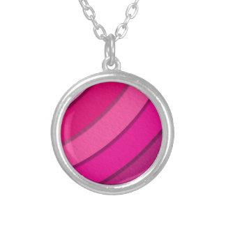 Vibrant Pink Custom Jewelry