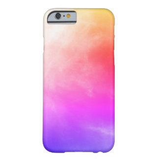 Vibrant rainbow cloud case