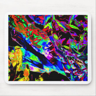 Vibrant Scatter Mouse Pads