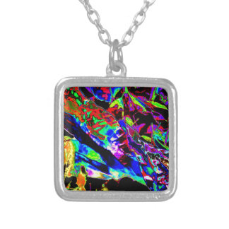 Vibrant Scatter Personalized Necklace