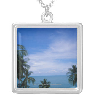 Vibrant shoreline jewelry