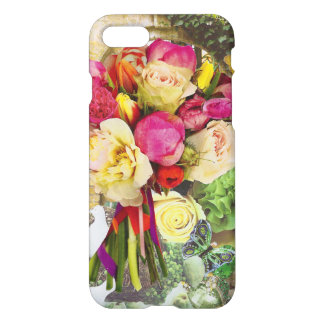 Vibrant Spring Flowers iPhone 8/7 Case
