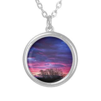 Vibrant Sunset Necklaces