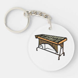vibraphone simple instrument design.png key ring