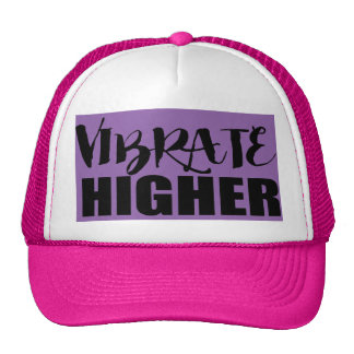 Vibrate Higher Cap