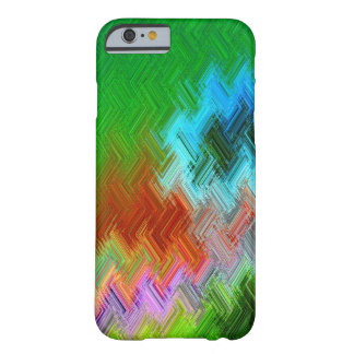 VIBRATING ELECTRONS BARELY THERE iPhone 6 CASE