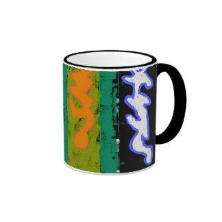 Vibrations ~ Modern Art ~ Mug