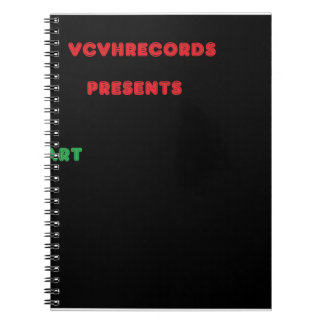 Vic Inc. Instrumentals Note Books