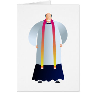 Vicar Card