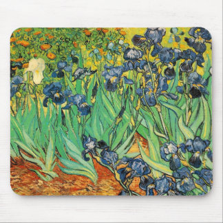 Vicent van Gogh, Irises Mouse Pad