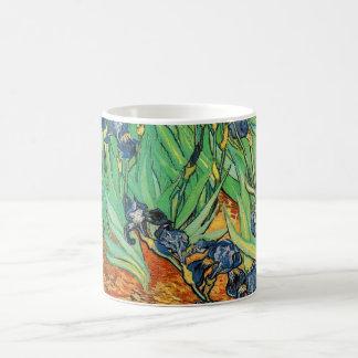 Vicent van Gogh, Irises Mug