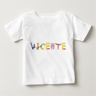 Vicente Baby T-Shirt