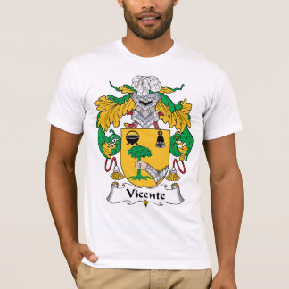 Vicente Family Crest T-Shirt