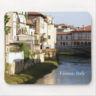 Vicenza, Italy mousepad