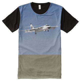 Vicers Valiant V Bomber All-Over Print T-Shirt