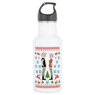 Vicious Christmas 532 Ml Water Bottle