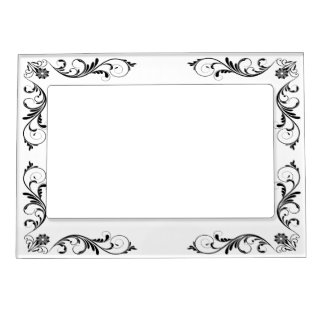 VICT. MAGNETIC PICTURE FRAME